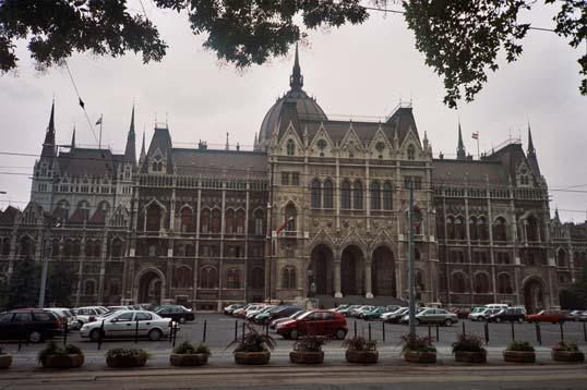 Vista desde Kossuth tér